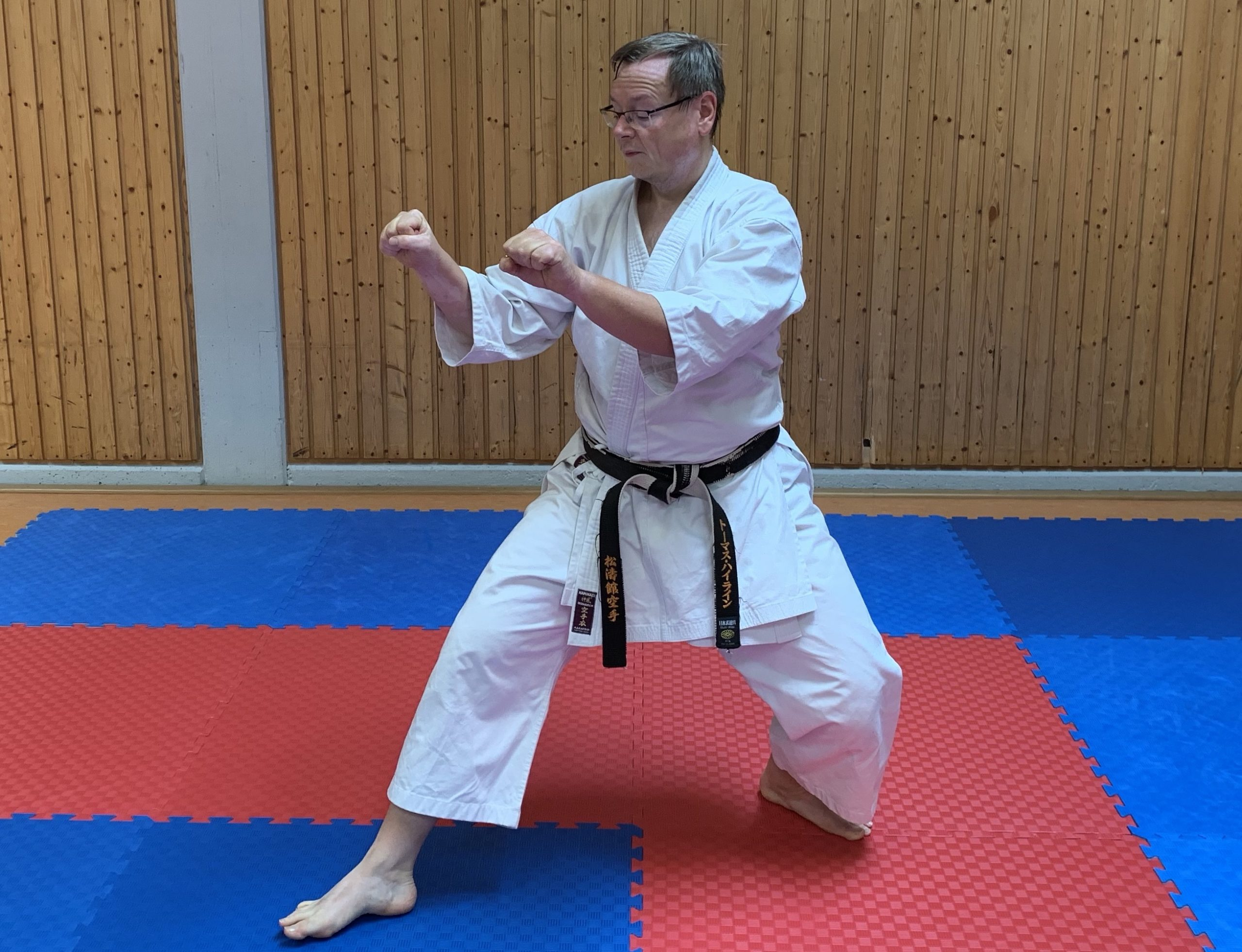 Karate Bunkai – Omote / Ura / Okuden